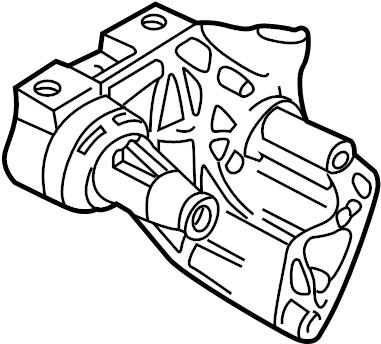2003 Volkswagen Jetta. 1.8 liter, auto trans, 5 speed. 1.8