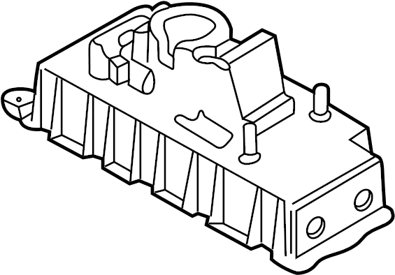 2003 Volkswagen Jetta Shift housing. Manual trans. Auto