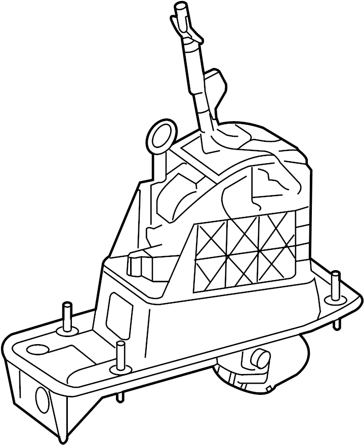 2005 Volkswagen Jetta GLI Automatic Transmission Shift
