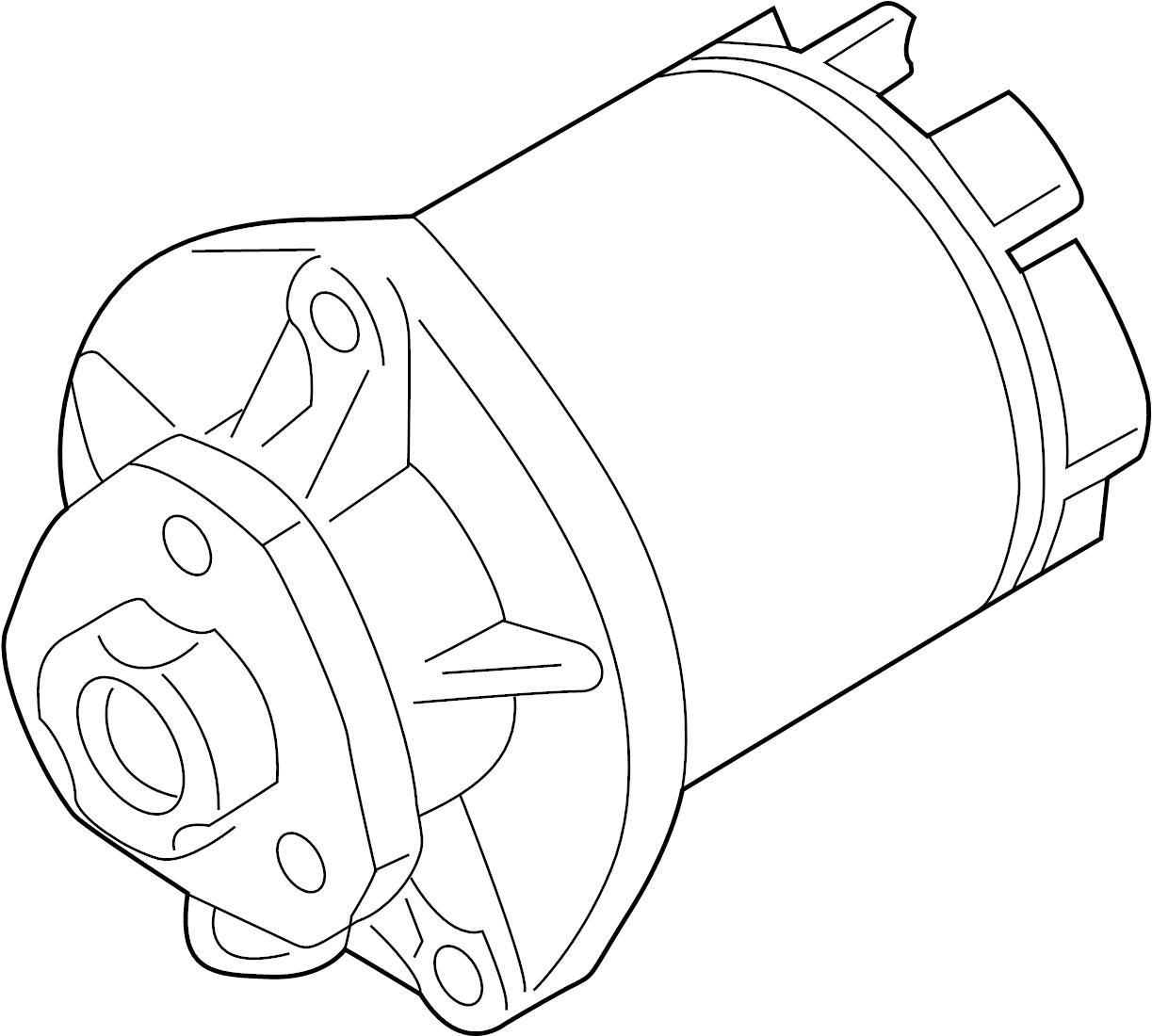 Volkswagen Passat Liter New Pump