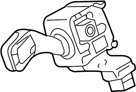 2007 Volkswagen Jetta GLI Switch. Signal. Combination