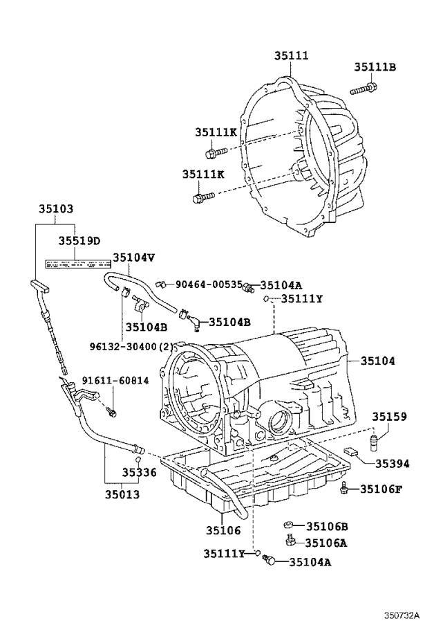 Lexus LS 400 Engine Decal. Engine Sticker. Label