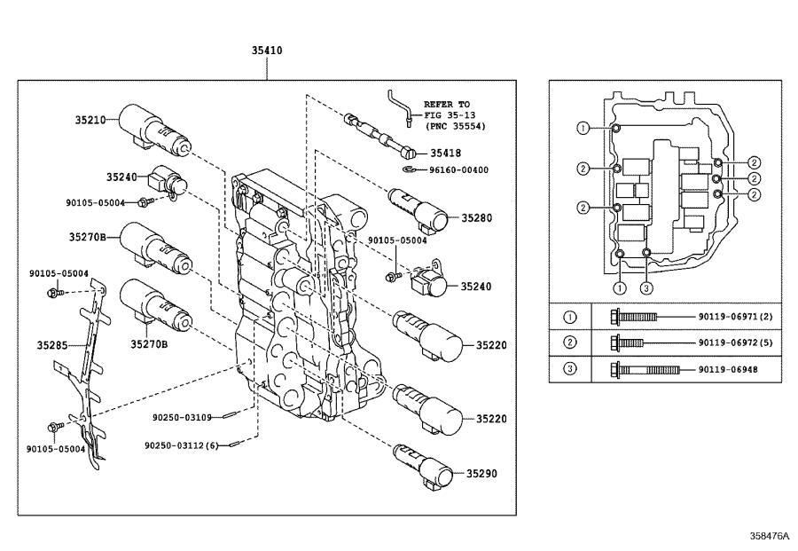 [DIAGRAM] Turbo 350 Valve Body Diagram FULL Version HD