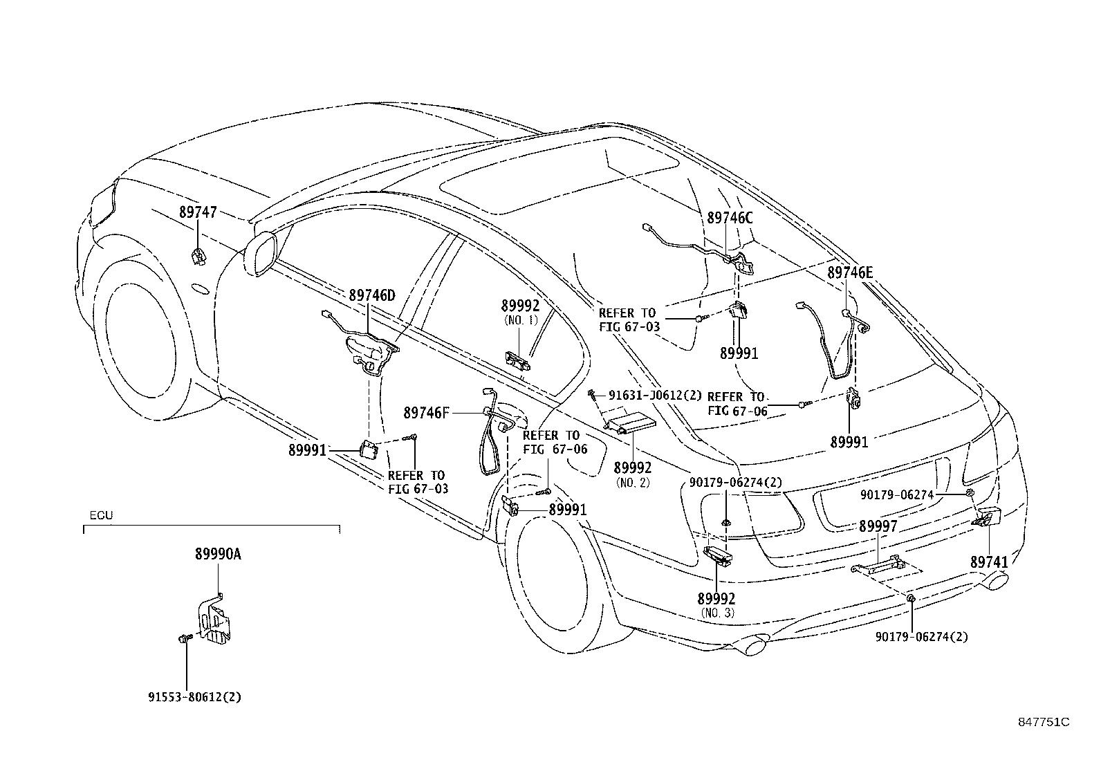 [DIAGRAM] 2007 Lexus Gs 450h Wiring Diagram FULL Version