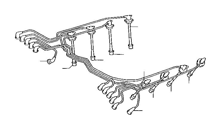 [DIAGRAM] 93 Lexus Ls400 Spark Plug Wiring Diagram FULL