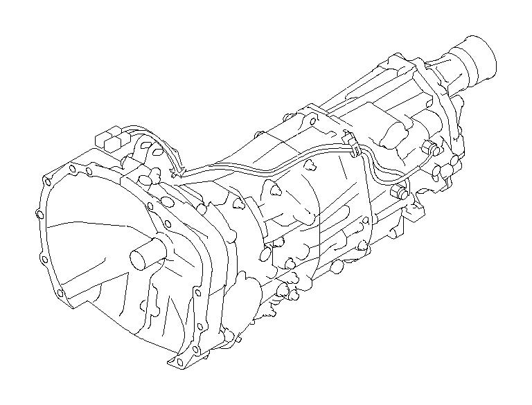 Subaru XT Clip Air Suspension. TRANSMISSION, SYSTEM