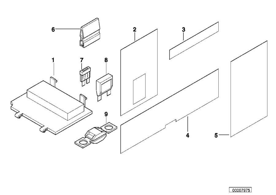 2012 Bmw 535i Fuse Box. Bmw. Auto Wiring Diagram