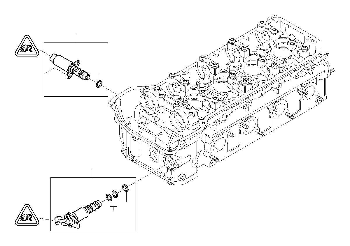 BMW 525i Set of gaskets. ALPINA, Cylinder, Engine