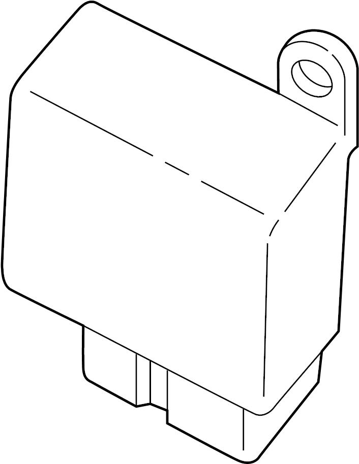 BMW 535i Repair kit for LED module. Headlight