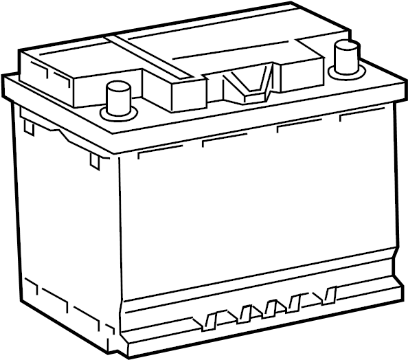 BMW M4 Lithium-ion starter battery. 60AH. Batteries