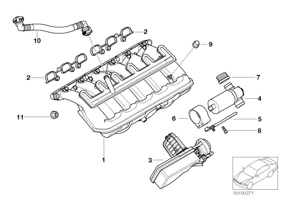 2003 bmw 330xi engine diagram