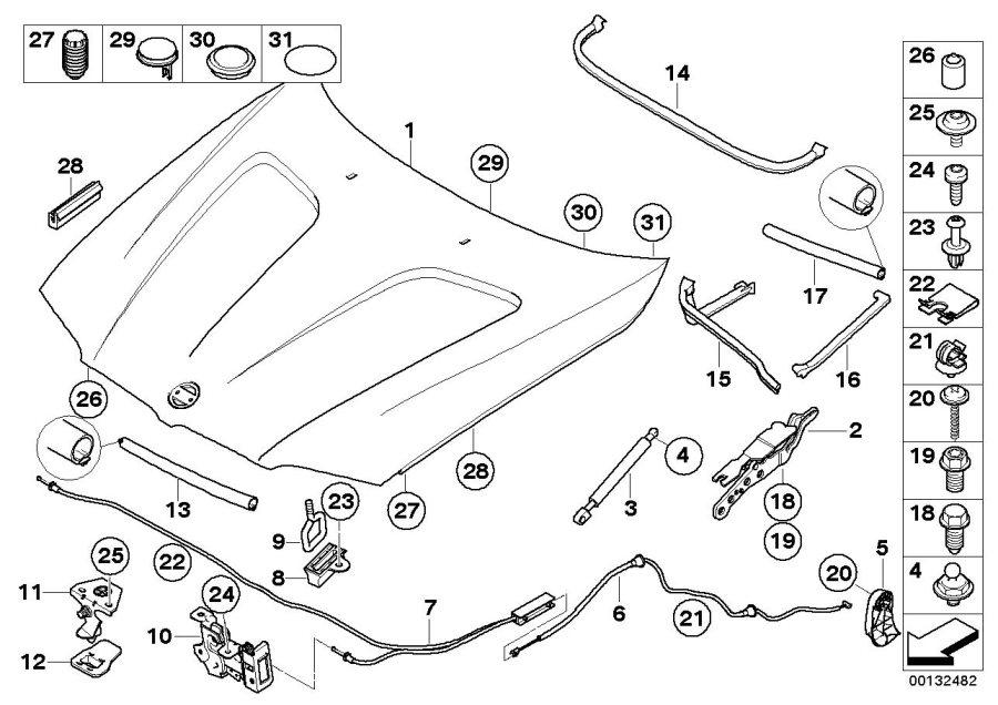 2008 Bmw 535i Parts Diagram. Bmw. Auto Wiring Diagram