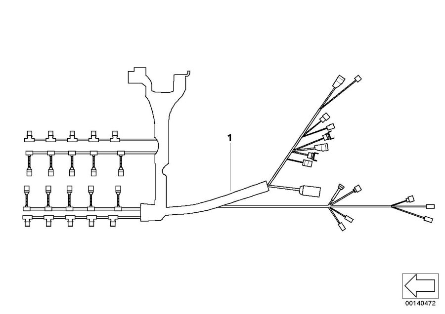 1970 bmw 2002 wiring harness
