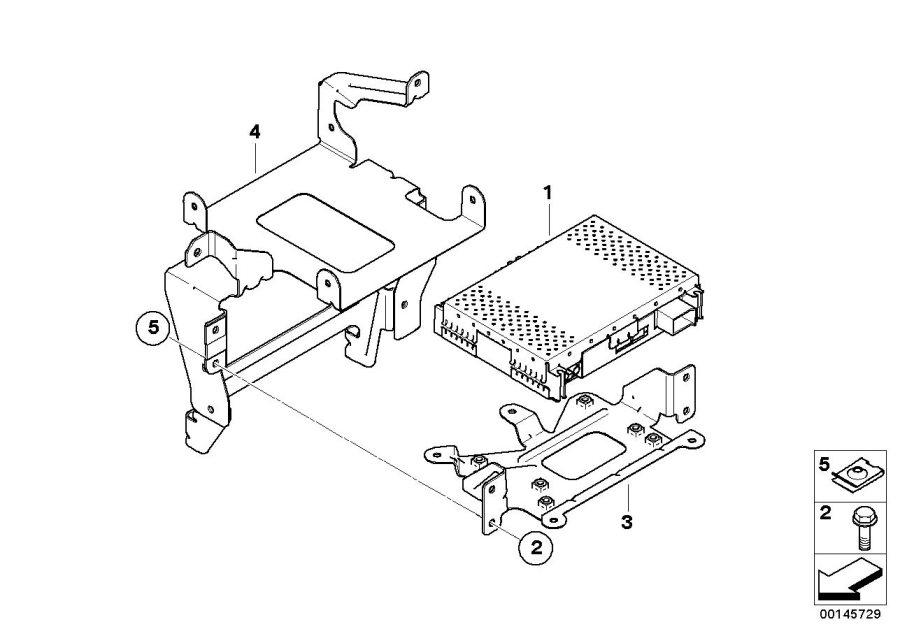 bmw 335i fuse box