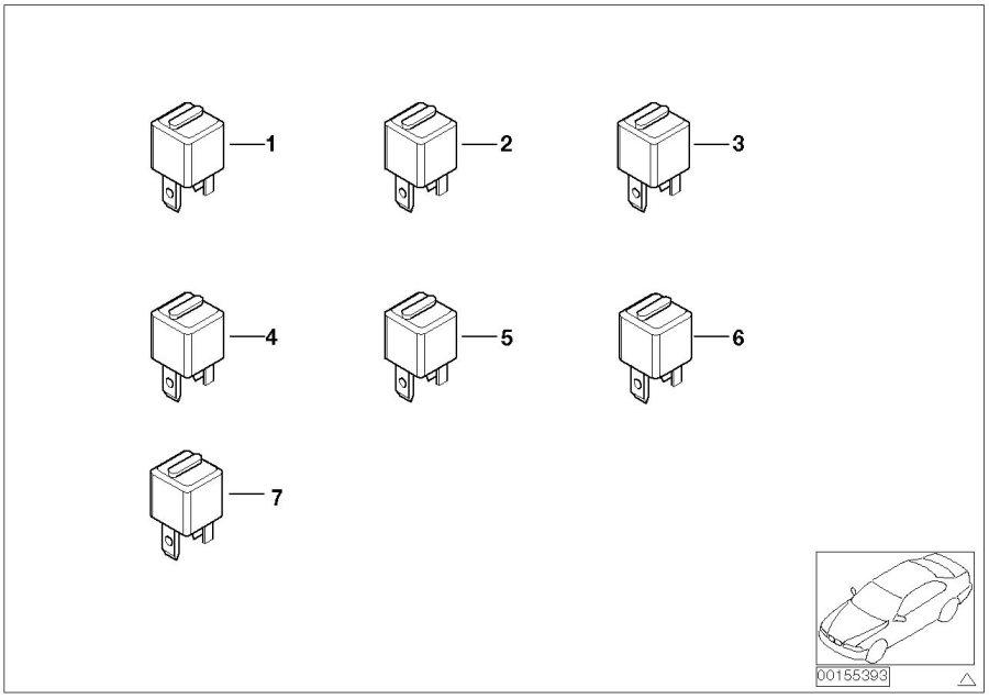 Bmw 645 2004 Fuse Box Diagram 2003 BMW Fuse Box Diagram