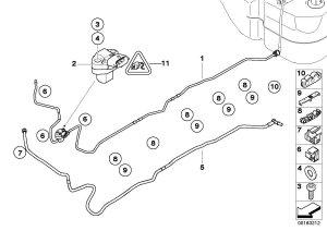 BMW 535i Bushing contact 0, 35 mm² Fuel, system, line  12512247474 | BMW Northwest, Taa WA