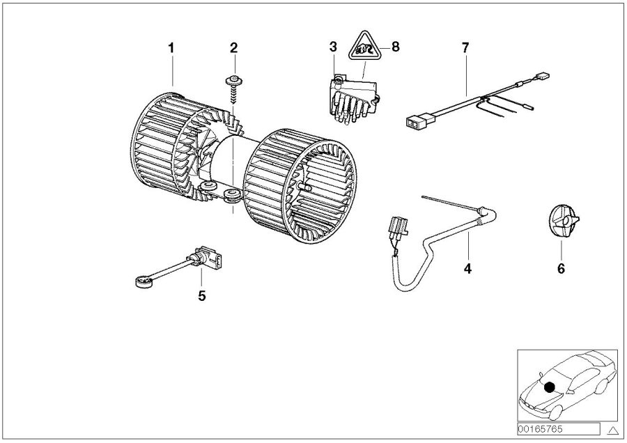 2001 Bmw X5 3 0i Parts Diagram Within Bmw Wiring And