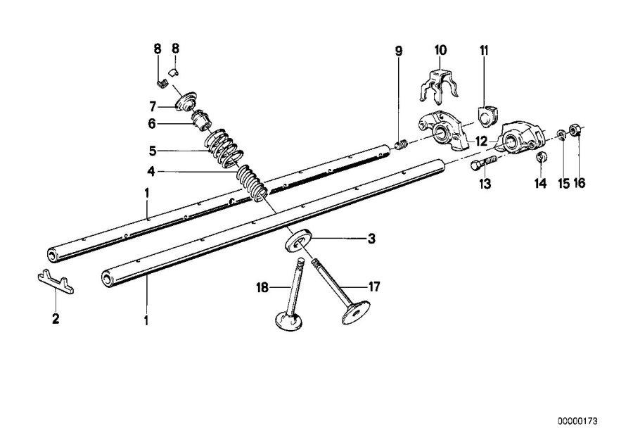 BMW 528e Exh. Valve w.oversize va.system +0, 1mm. 36, 0/7