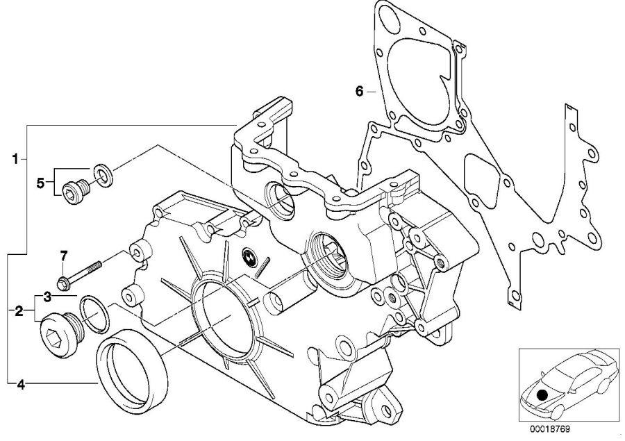 bmw 335d engine diagram
