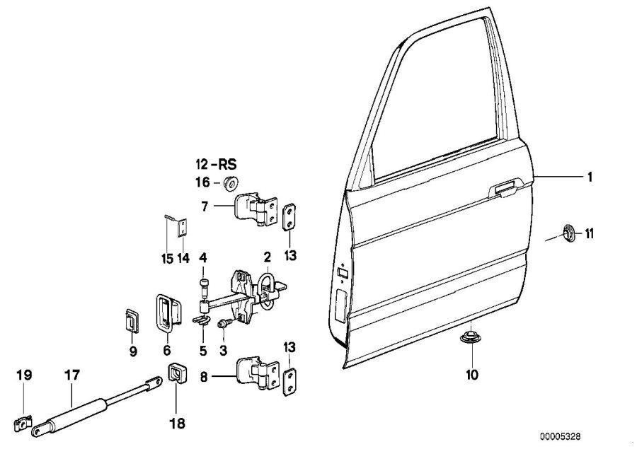 BMW 740iL Blind plug. 14X25.5MM. Simultaneous