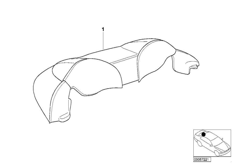 BMW Z3 Speedster cover. Z3 ROADSTER. Exterior