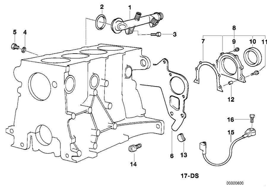 318ti engine diagram
