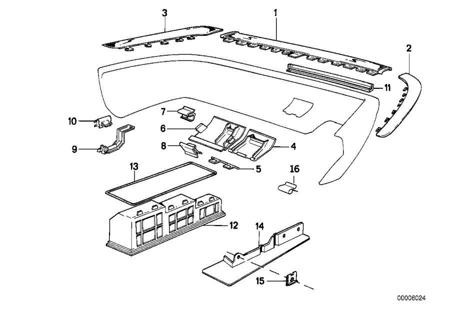[DIAGRAM] 1998 Bmw 740il Parts Diagram FULL Version HD