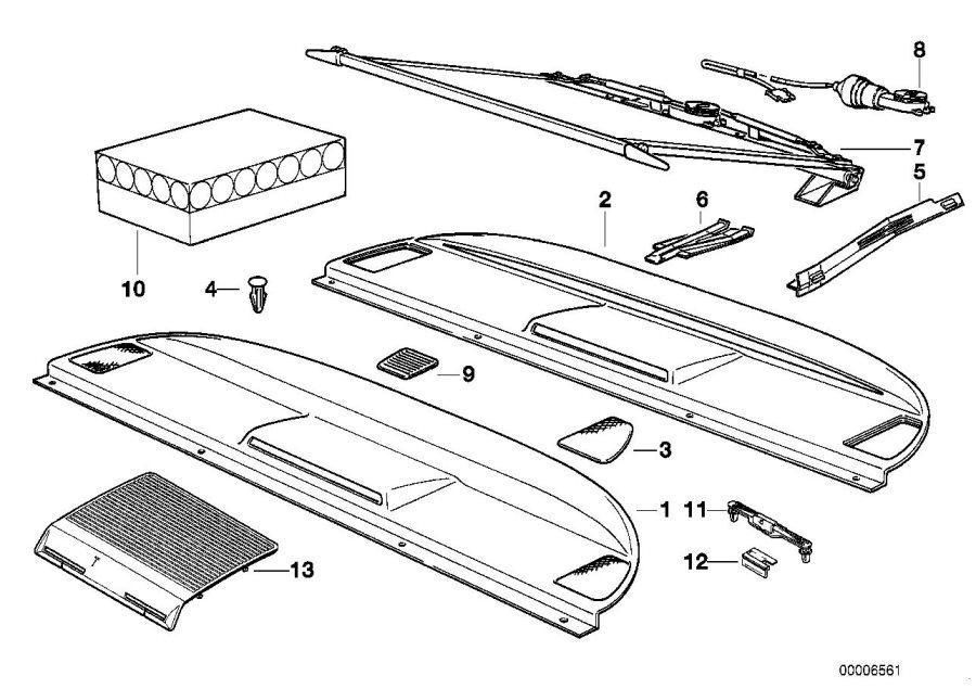 BMW 840i Grid, right. SCHWARZ. Interior, Equipment, Body