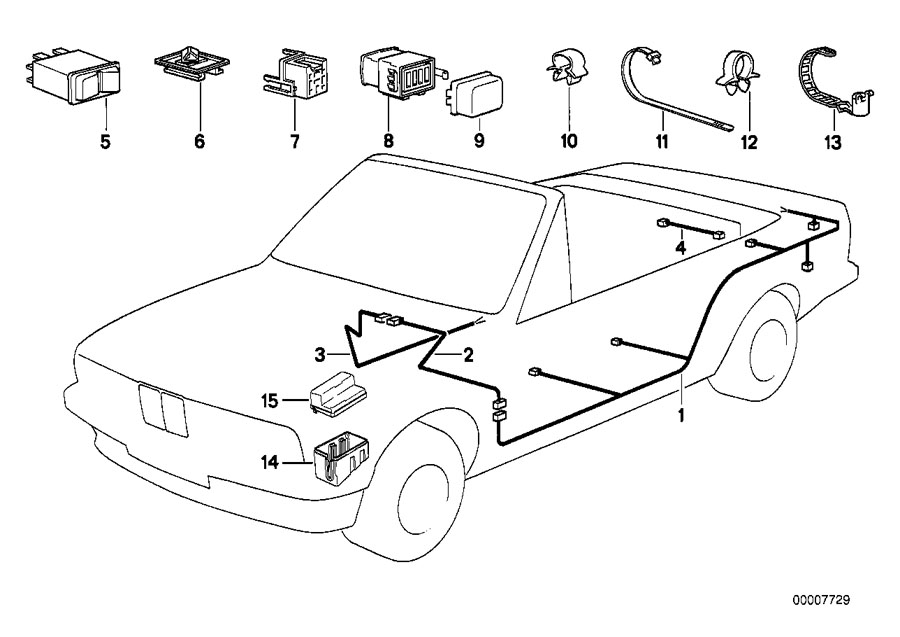 1993 Bmw 318is Fuse Box. Bmw. Auto Wiring Diagram