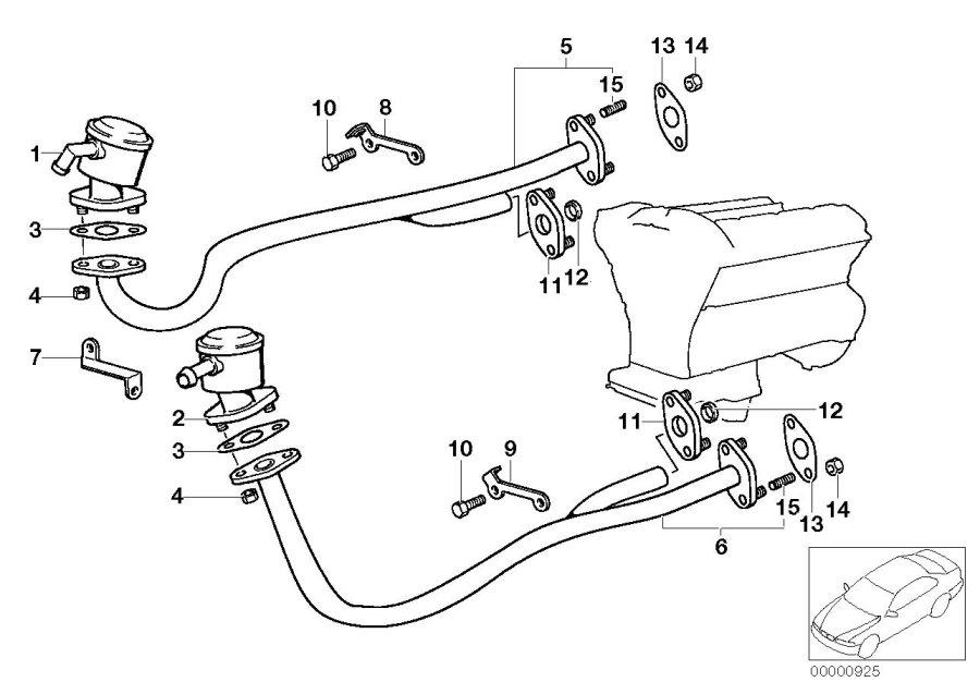 Bmw M62 Vacuum Diagram. Bmw. Auto Wiring Diagram