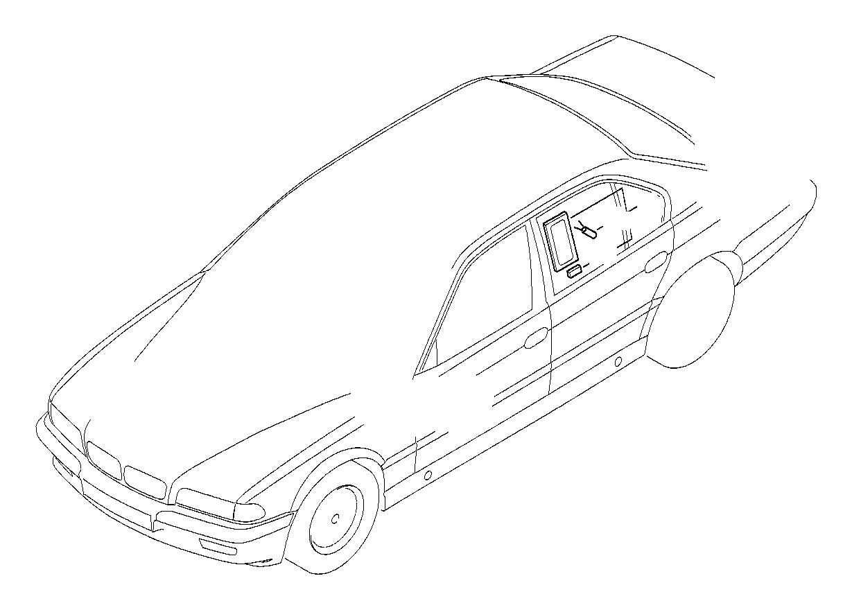 BMW 330i Interior light. 10W. ALPINA, Various, Lamps
