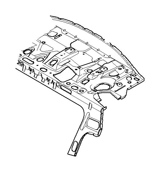 BMW 330i Bracket center. System, Body, Electrical