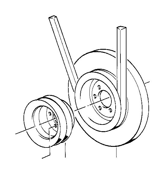 BMW 320i Fan belt. 9, 5x975. Electrical, system