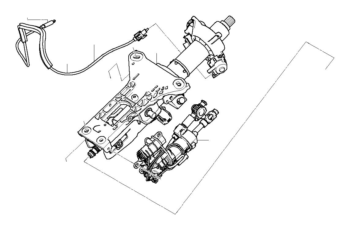 BMW 650i Drive, electr.steering column adjustm. Suspension
