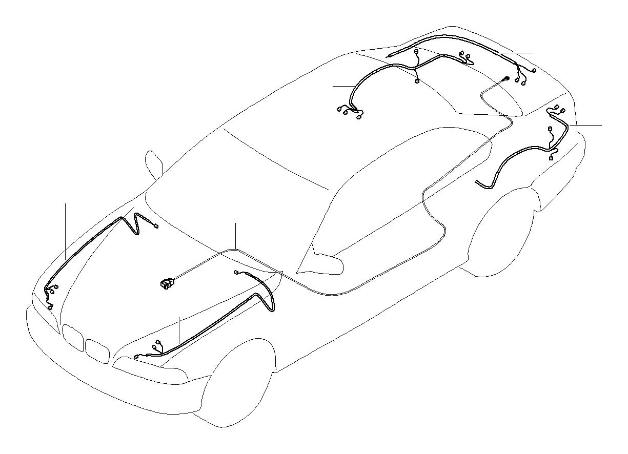 2007 e60 wiring diagrams