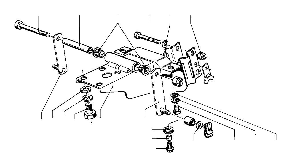 BMW 633CSi Bush bearing. Steering, Column, Bavaria