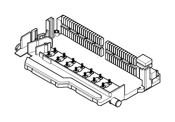 Wiring Diagram: 29 2001 Bmw 325ci Fuse Box Diagram