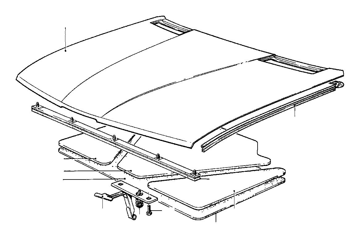 Bmw 528e Sealing Hood