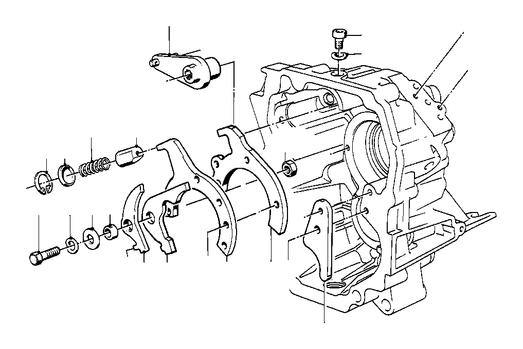 BMW 535i Compression spring. Inner, Gear, Shifting