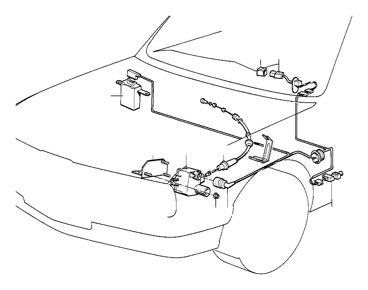 Bmw 735il Cruise Control Switch