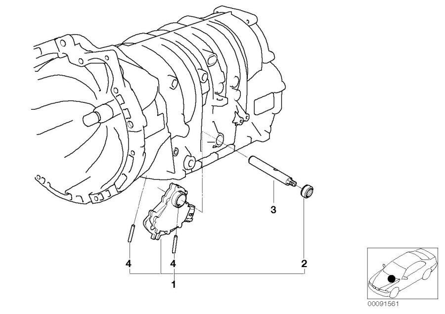 2000 bmw 528i transmission diagram