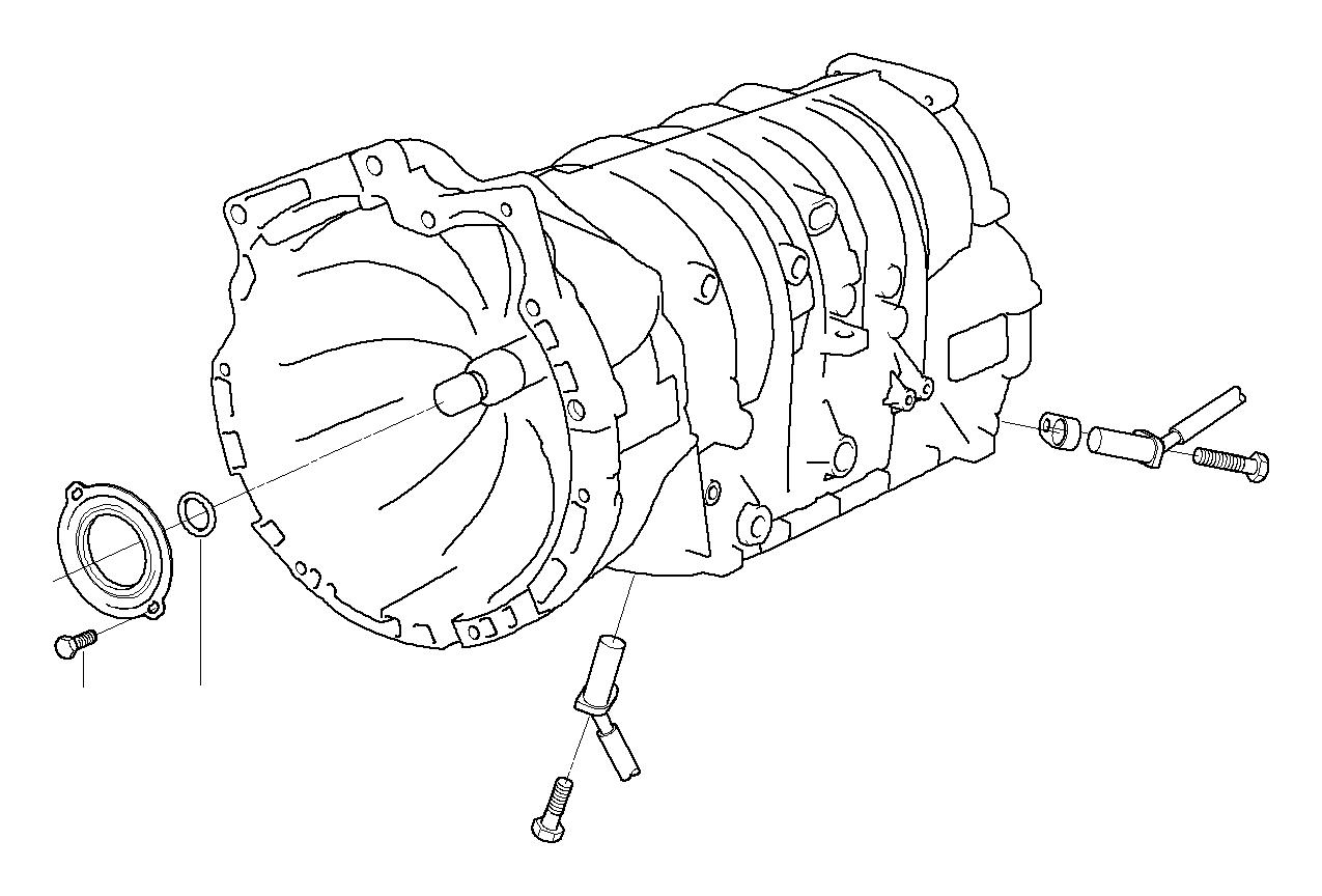 Bmw 325i Engine Speed Sensor Transmission