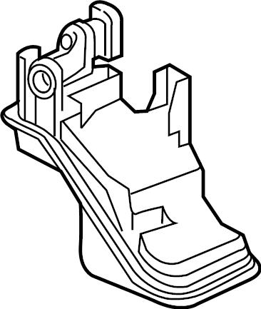 Nissan Versa Engine Air Intake Resonator. CLEANER, DUCT