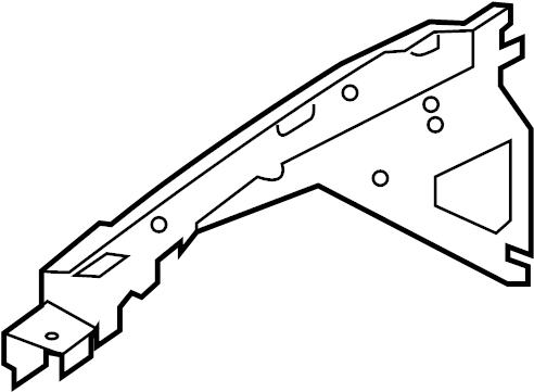 Nissan Maxima Clamp Antenna Cord. Clip Trim. Clip Wiring