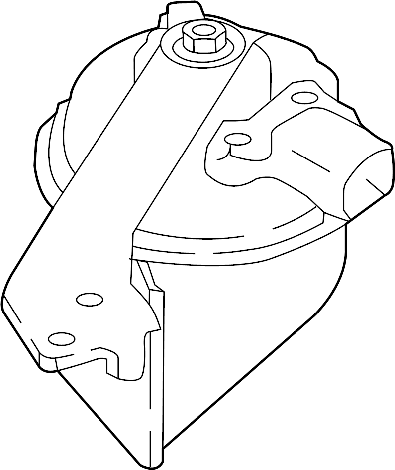 Nissan Sentra Service File Horn Electric High. ENGINE