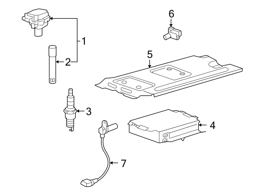 2009 Porsche 911 Engine Control Module. Liter, SYSTEM