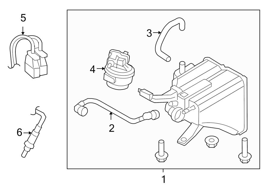 Porsche Cayenne Pump. Leak. Detection. System. EVaporative