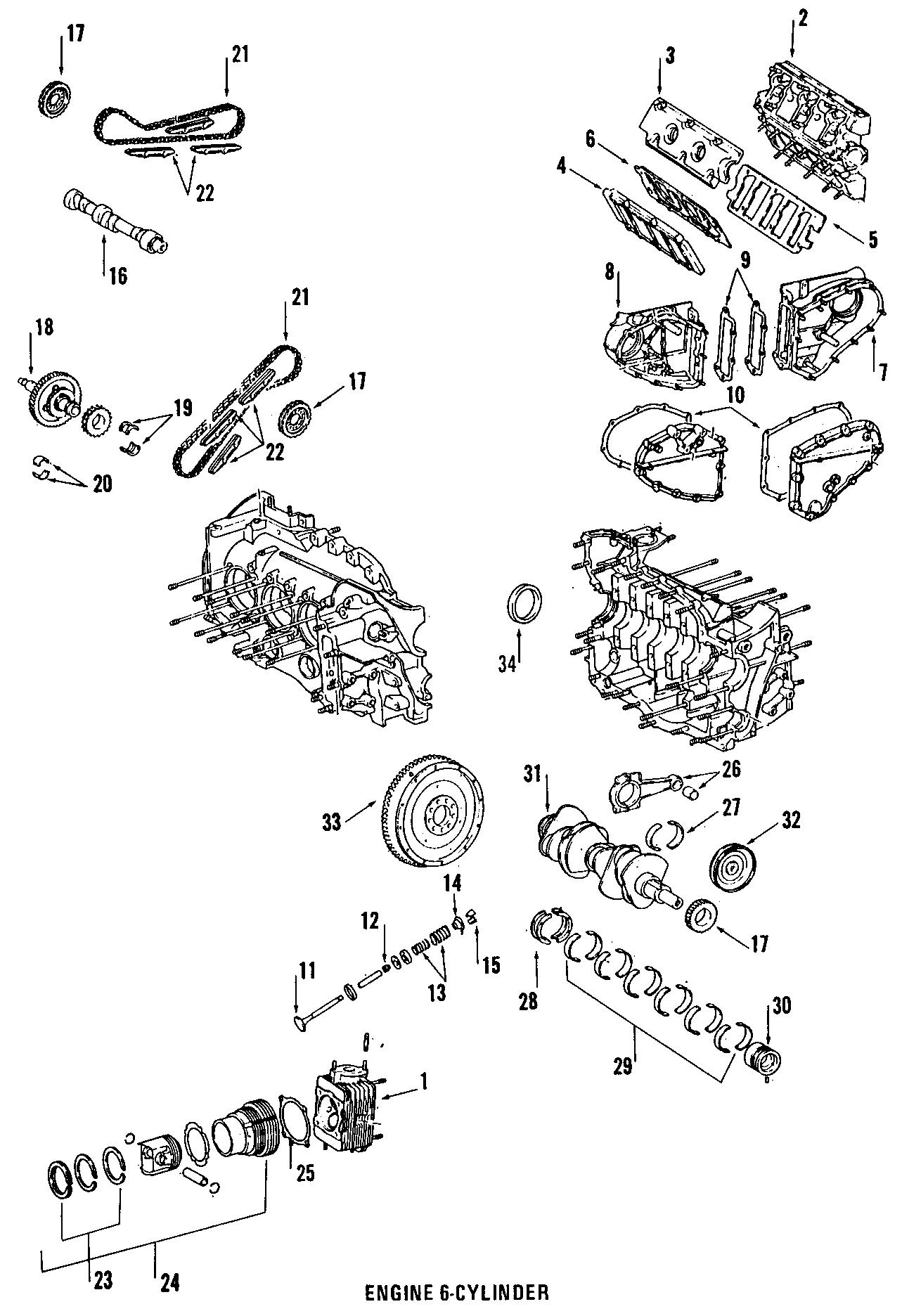 Porsche 911 Engine Cylinder Head. Engine Cylinder Head