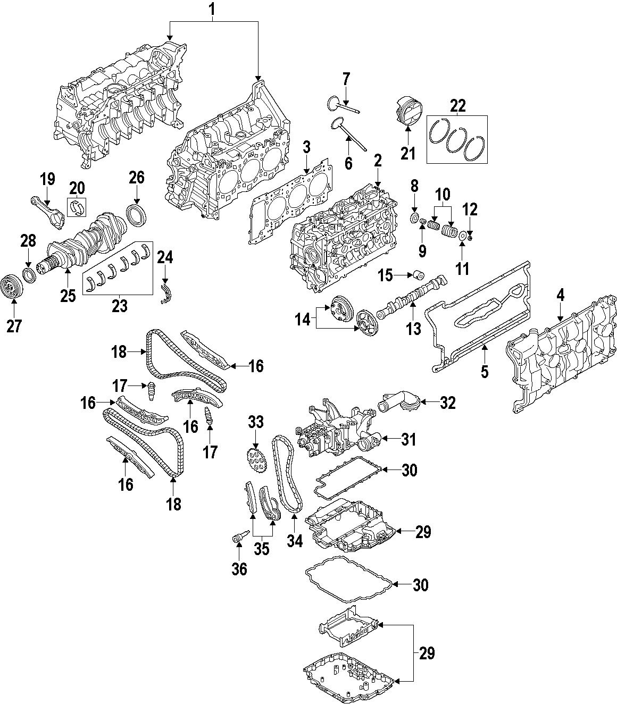 Porsche Boxster Engine Mount. TRANS, Auto, Insulator