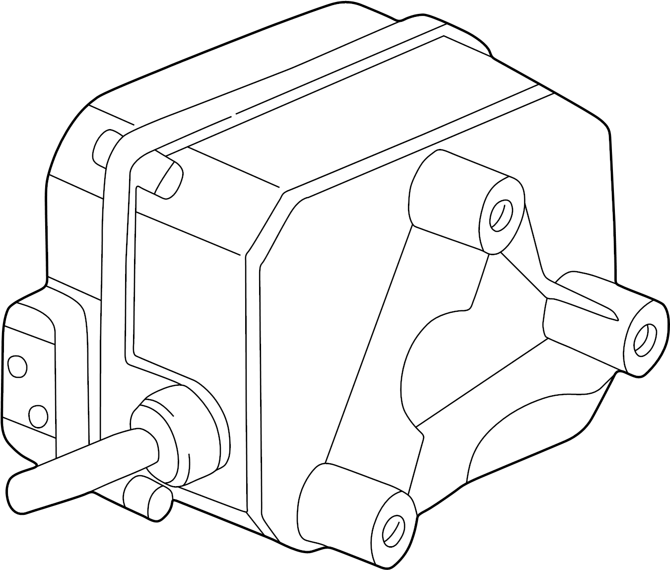 2001 Porsche Boxster Cruise Control Module. Unit